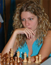 ticia gara, hungarian women's chess champion