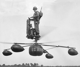 De Lackner HZ-1 Aerocycle
